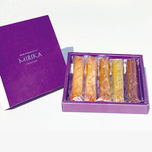 【ギフト】糖質カットスティックマドレーヌ(5本セット)