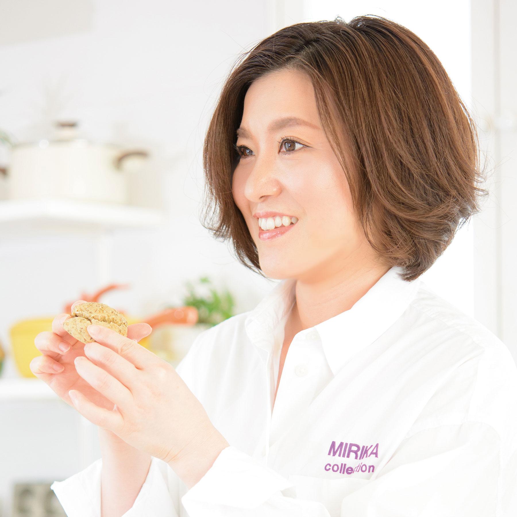早川美里佳「料理愛好家」